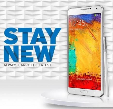 Samsung 'Stay New' Offers Flexible EMI cum Easy Buy-Back Scheme for Galaxy Device Range