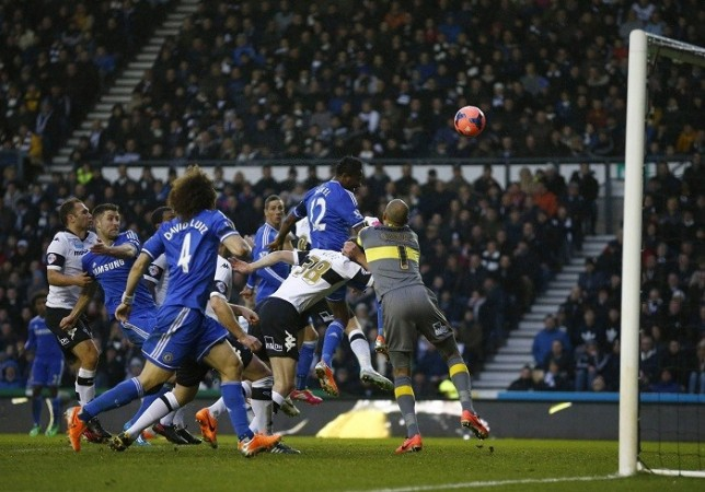 Chelsea Mikel Derby County