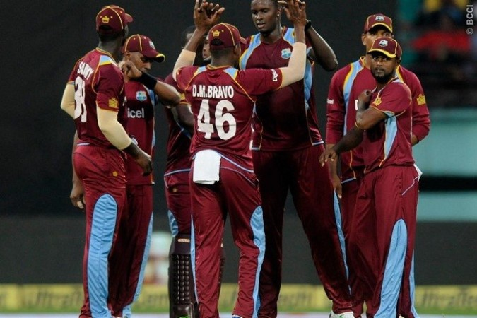 West Indies Jason Holder