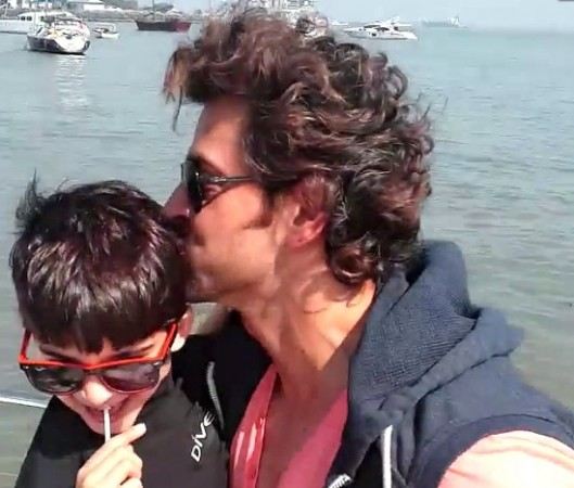 Hrithik Roshan birthday celebrations