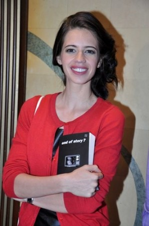kalki Koechlin at Arjun Shekhar's Book launch