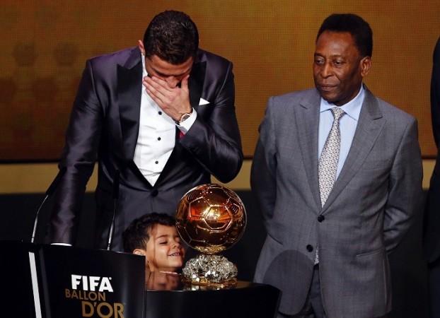 Cristiano Ronaldo Son Pele