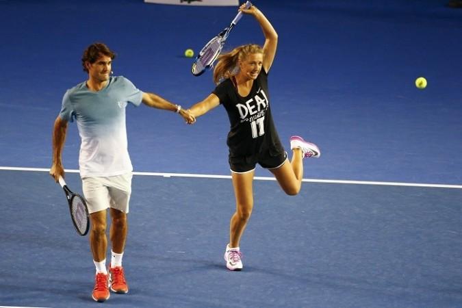 Federer Azarenka Australian Open
