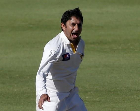 Pakistan Saeed Ajmal