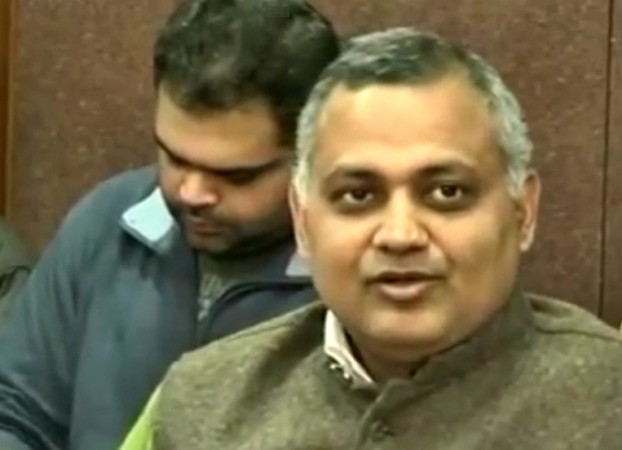 Delhi Law Minister Somnath Bharti