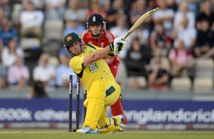 Australia Aaron Finch Buttler England