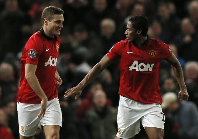 Vidic Valencia Manchester United