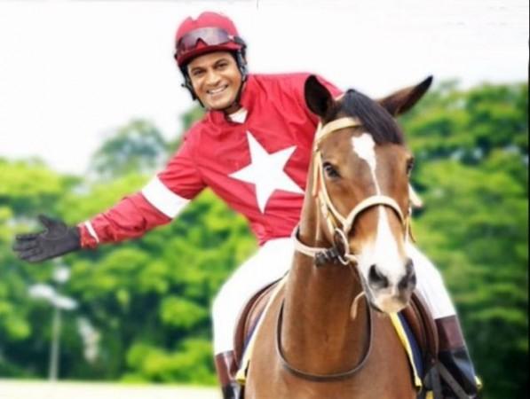 Shivarajkumar Suffers Injuries on Sets of 'Aryan'
