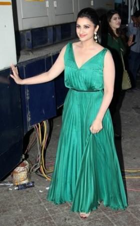 Parineeti Chopra at 'Dance India Dance'
