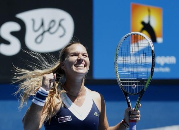 Dominika Cibulkova Australian Open