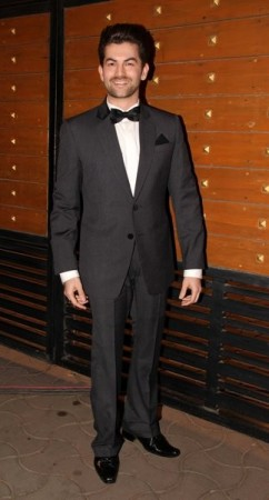 Neil Nitin Mukesh at  59th Idea Filmfare Awards