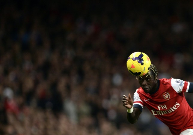Bacary Sagna could leave Arsenal this summer