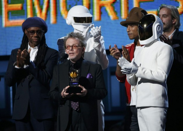 Paul Williams, Daft Punk