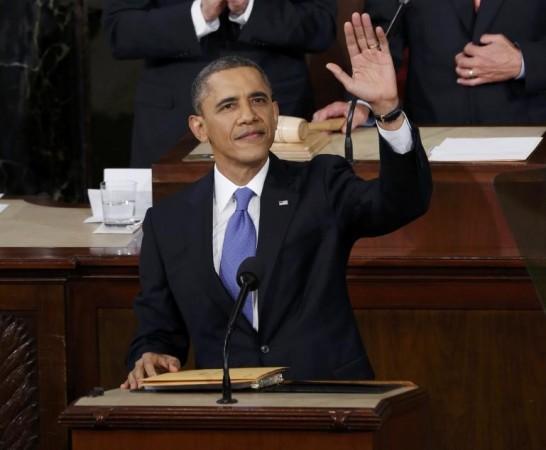President Barack Obama (a file photo)