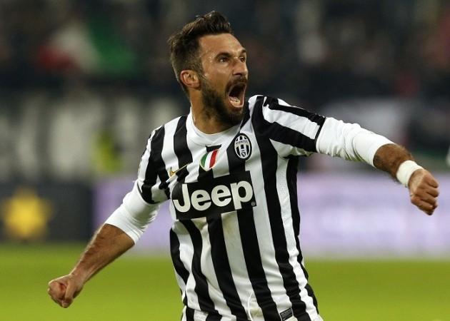 Mirko Vucinic Juventus