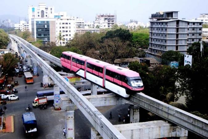 Mumbai Monorail/MMRDA