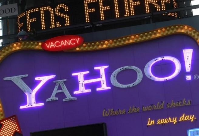 Yahoo Mail accounts