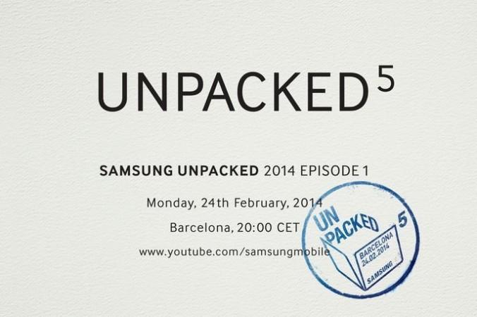 Samsung Unpacked 2014 Live Stream: Watch Galaxy S5 Launch Live Online