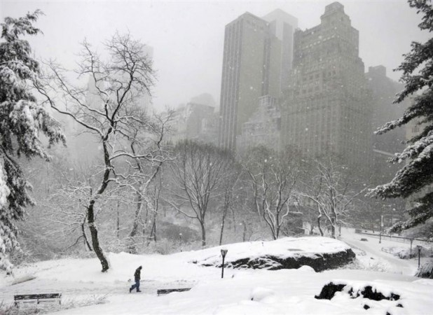 Winter storm expected in NYC over the week (Representational Picture, Reuters)