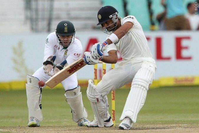 Virat Kohli India AB De Villiers South Africa