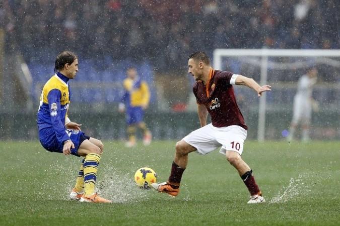 Francesco Totti Roma Parma