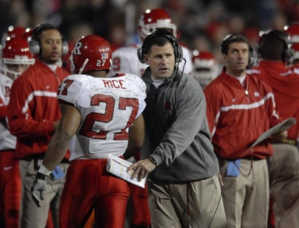 Greg Schiano's decision to leave Rutgers a week before National Signing Day has put the school in a tough situation. REUTERS
