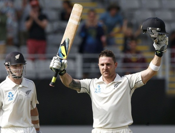 Brendon McCullum Williamson New Zealand