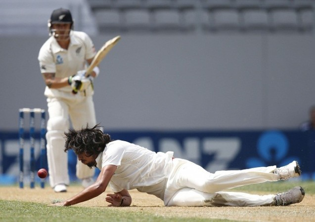 Ishant Sharma India