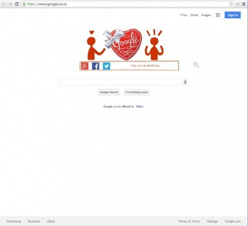 Happy Valentine's Day 2014