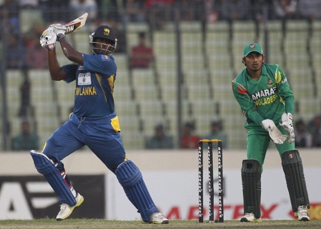 Sri Lanka annouce revised ODI squad for India tour