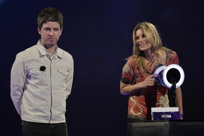 Noel Gallagher, Kate Moss