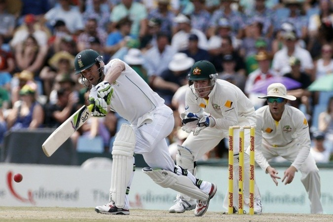 AB De Villiers South Africa Haddin Clarke Australia