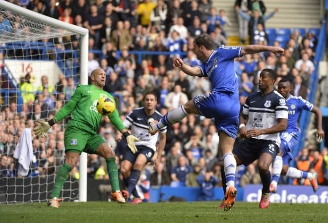 Ivanovic Howard Chelsea Everton