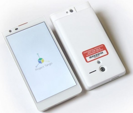 Google's Project Tango Set to Revolutionize 3D Imagery in Smartphones