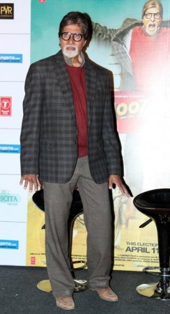 'Bhootnath Returns' Trailer Released: Amitabh Bachchan's Character of Friendly Ghost to Contest Polls