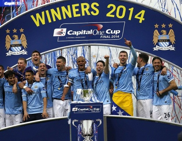 Manchester City Capital One Cup