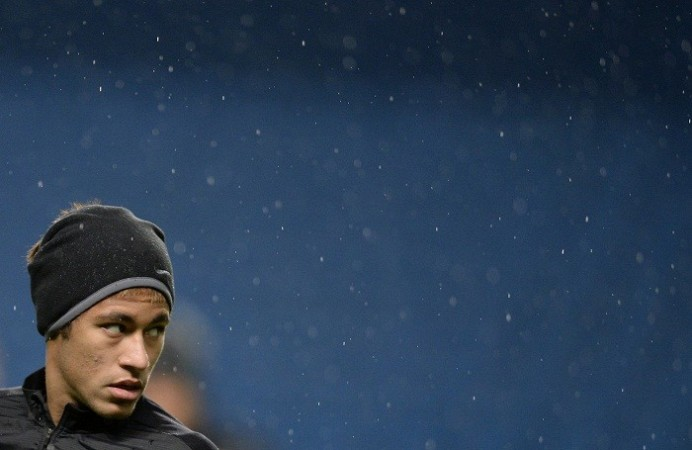 Brazil Neymar Barcelona