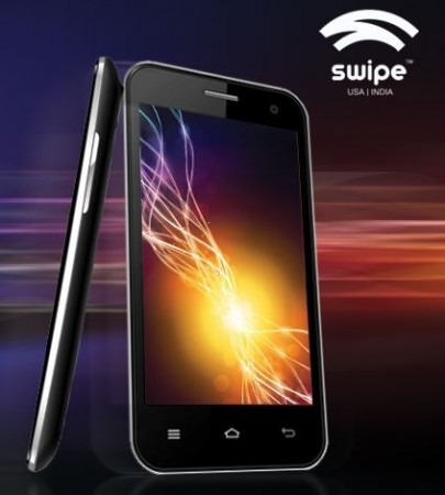 Swipe Sonic Budget Smartphone with Dual-Core Snapdragon CPU Launched in India