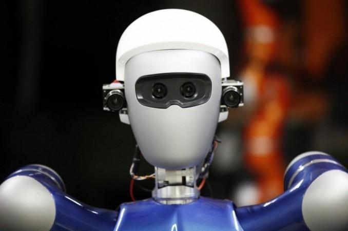 IIT Alumnus Designs an Emotionally Intelligent Robot