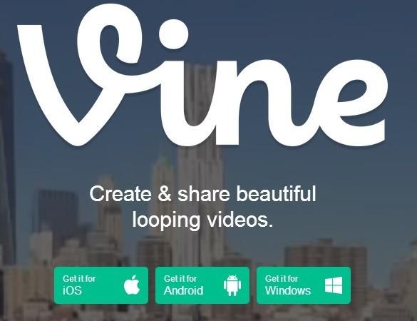 Twitter Bans Porn on Its Video Sharing App Vine (Screent Shot)