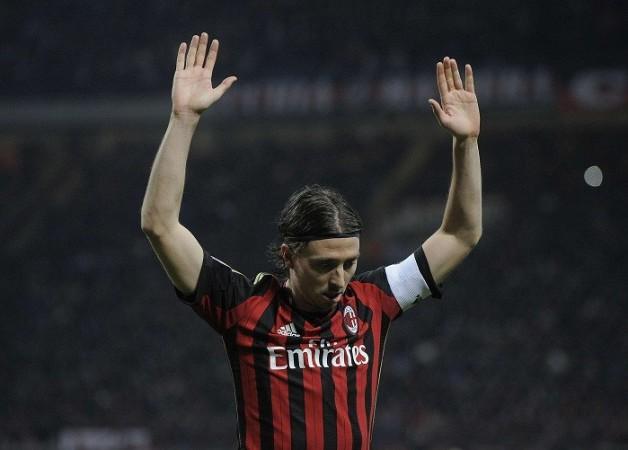 Riccardo Montolivo AC Milan
