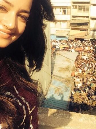Shanvi Srivastava Overwhelmed With Fans' Response
