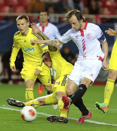 Rakitic Sevilla Maribor