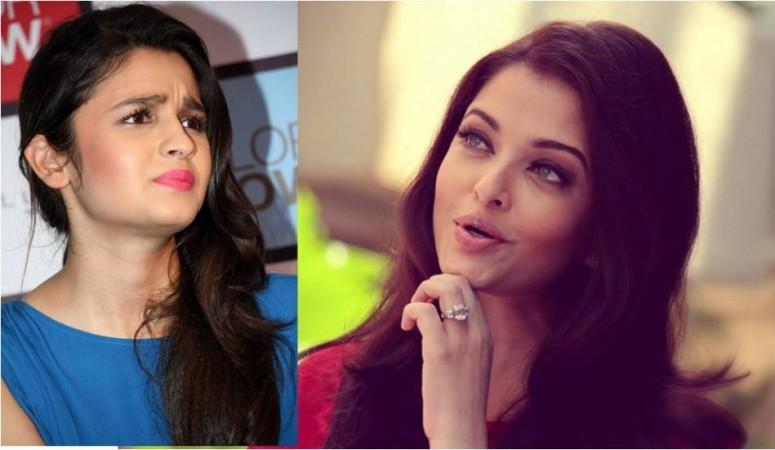 Alia Bhatt and Aishwarya Rai Bachchan