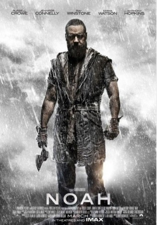 Darren Aronofsky's controversial biblical epic Noah is doing just opposite to what was expected (Picture: Screen Grab from IMDb)
