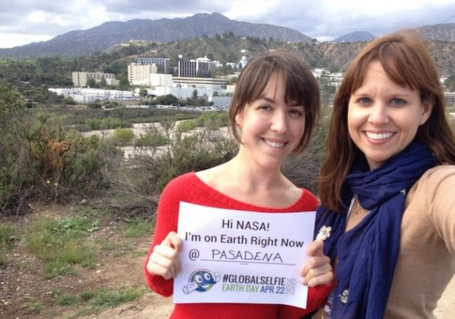 """NASA Releases Earth Day """"Global Selfie"""": Over 100 Countries Participated with Thousands of Photos (NASA/JPL)"""