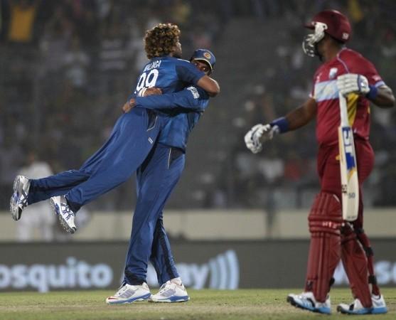 Malinga Sri Lanka Dwayne Smith West Indies