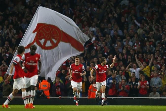 Arsenal Flamini