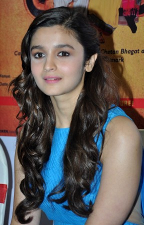 Alia Bhatt at 2 States book launch