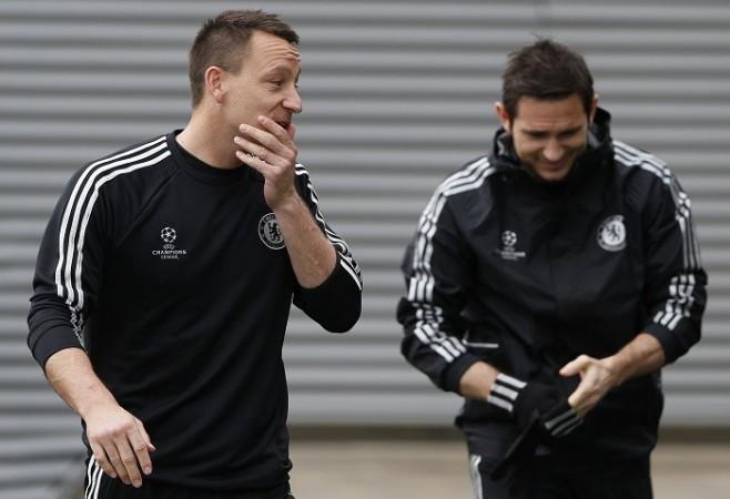 John Terry Frank Lampard Chelsea
